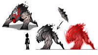 Monster 1 concept