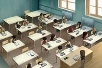 3 odd falls asleep in class again
