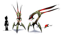 Monster 2 concept