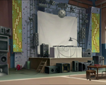 Audition Stage
