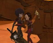 William-XANA e Yumi