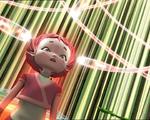 Aelita being possessed by Scyphozoa