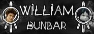 Personnages evolution william