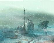 Siberian research facility