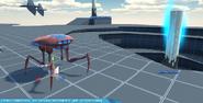 Lyoko Conqueror - Team colouring