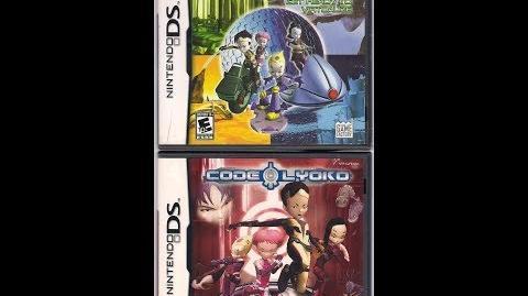 Code Lyoko DS Games' Unused Cutscenes-1