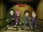 Gang Ready To Fight