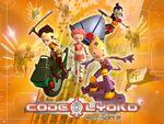 Code lyoko season 2 official artwork
