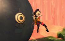 Yumi saves aelita