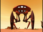 Plagued Krab in the ground image 1