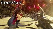 Code Vein - Weapon Focus Halberd - PS4 XB1 PC