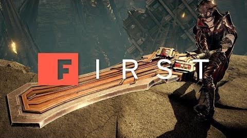 Code Vein 17 Minutes of Dark Souls-y Gameplay - IGN First