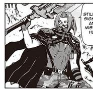 Yakumo code vein manga