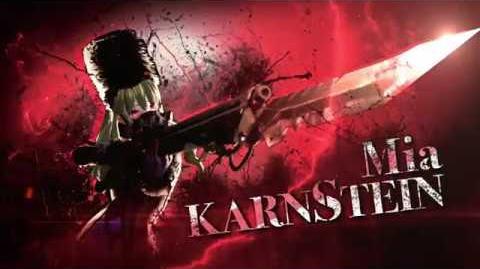 CODE VEIN Character Trailer Mia Karnstein X1, PS4, Steam