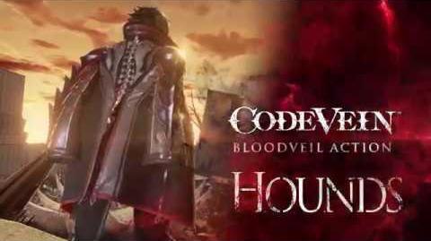 CODE VEIN - Blood Veil Trailer 3 - Hounds X1, PS4, PC