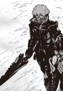 Code vein protagonist manga