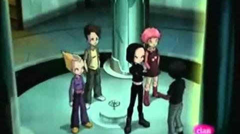 Code Lyoko Plus - Los Archivos de Jeremy - Episodio 8