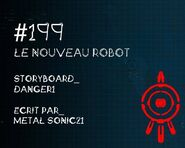 El nuevo robot
