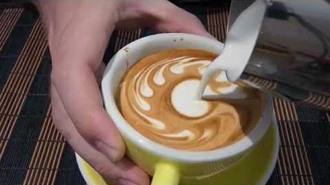 Coffeefusion - Latte Art Compilation 11