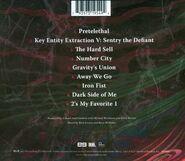 Album Back - The Afterman - Descension