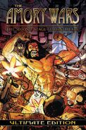 The Amory Wars SSTB Ultimate Edition