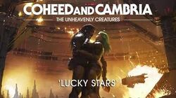 Coheed and Cambria Lucky Stars (Official Audio)