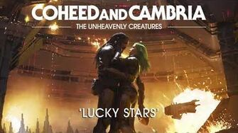 Coheed_and_Cambria_Lucky_Stars_(Official_Audio)