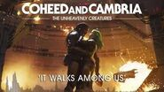 Coheed and Cambria It Walks Among Us (Official Audio)