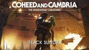 Coheed and Cambria Black Sunday (Official Audio)