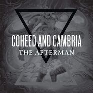 Album Cover -The Afterman (Live)