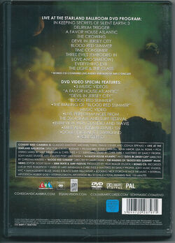 Back Cover - Live at the Starland Ballroom.jpg