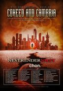 Tour Poster - Neverender NWFT