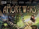 The Amory Wars: Good Apollo, I'm Burning Star IV (comic)