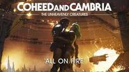 Coheed and Cambria All On Fire (Official Audio)