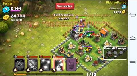 Clash Of Lords 2 - Best Way To Level Up Fast