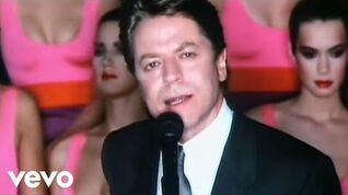 Robert Palmer - Simply Irresistible (Official Video)