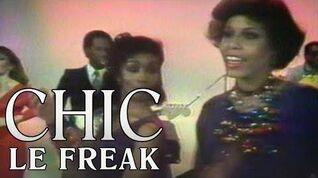 CHIC - Le Freak (Official Music Video)
