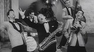 Jimmy Cavallo & his House Rockers - Rock, Rock, Rock (1956) - HD