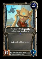 Gifted Telepath