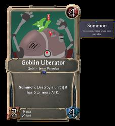 Goblin Liberator