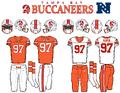 TB Bucs 1992-1996 Jerseys
