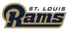2000-2015 St. Louis Rams script logo