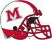 Miami (Ohio) Redhawks Helmet