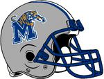 NCAA-AAC-Memphis Tigers silver helmet.png