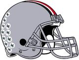 NCAA-Big10-Ohio State Buckeyes Helmet