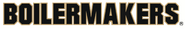 NCAA-Big 10-Purdue Boilermakers teamname Script Logo