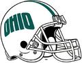 NCAA-MAC-Ohio Bobcats white helmet