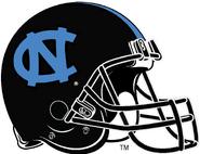NCAA-ACC-UNC Tar Heels-Black helmet-758px