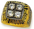 Super Bowl 14 Ring