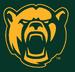 2019 Baylor Bears mascot logo green